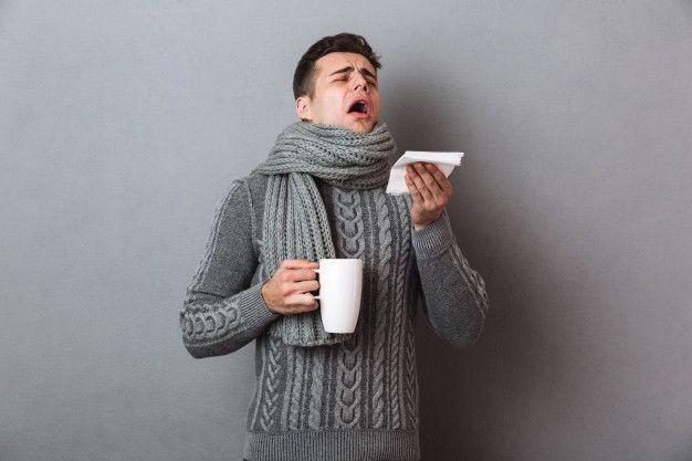 هر عطسه و سرماخوردگی را کرونا بدانید
